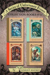 A Series of Unfortunate Events Collection: Books 10-13 - eBook