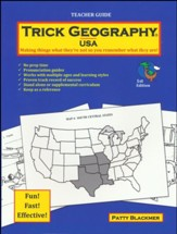 Trick Geography: USA Teacher Guide