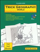 Trick Geography: World Teacher Guide