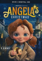 Angela's Christmas, DVD