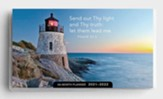 2021-2022 Lighthouses 28-Month Pocket Planner