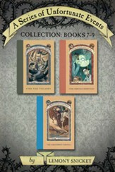 A Series of Unfortunate Events Collection: Books 7-9 - eBook