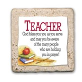 Teacher Sentiment Tile