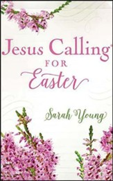 Jesus Calling for Easter, Unabridged Audiobook on CD