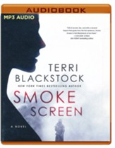 Smoke Screen, Unabridged Audiobook on MP3-CD