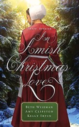 An Amish Christmas Love: Three Stories, Unabridged Audiobook on CD