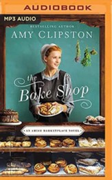 The Bake Shop, Unabridged Audiobook on MP3-CD