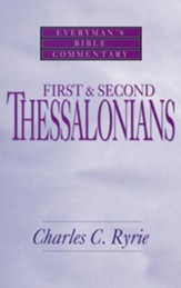 1 & 2 Thessalonians: Everyman's Bible Commentary