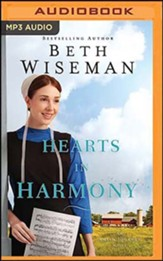Hearts in Harmony, Unabridged Audiobook on MP3-CD