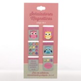 Sabiduria, Separadores magnéticos, Juego de 6  (Words of Wisdom, Magnetic Bookmarks, Set of 6)