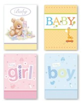 New Baby Cards, Box of 12