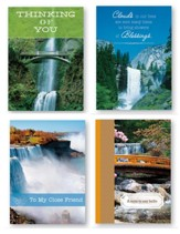 Thinking of You, Waterfalls, Cards, Box of 12