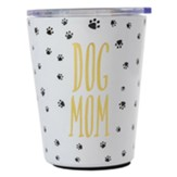 Dog Mom Stainless Steel Coffee Tumbler