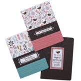 Teach Inspire Motivate Notebooks, Set of 3