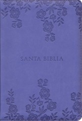 RVR 1960 Biblia letra grande tamaño manual con índice y cierre (Hand Size Giant Print Bible with Zipper, Thumb-Indexed)