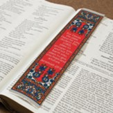 I Know the Plans For You, Carpet Bookmark