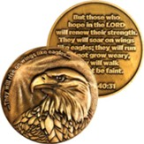 Eagle Challenge Coin
