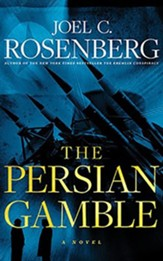 The Persian Gamble-unabridged audiobook on CD