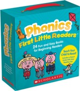 Phonics First Little Readers Parent  Pack