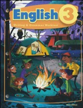 English Grade 3 Student Worktext (3rd Edition)
