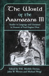 The World of the Aramaeans III