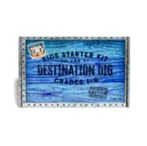 Destination Dig Kid's Starter Kit (Grades 1-6) - Lifeway VBS 2021