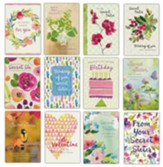 Secret Sister Assorted Cards, Box of 12