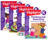 Highlights Kindergarten Learning Workbook Pack