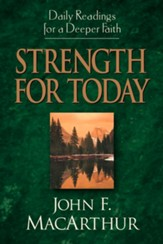 Strength for Today: Daily Readings for a Deeper Faith - eBook