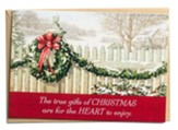 The True Gifts of Christmas Christmas Cards, Box of 18