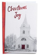 Christmas Joy, Church, Christmas Cards, Box of 18