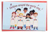 Children Around the World Christmas Cards, Box of 18