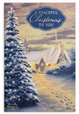 A Peaceful Christmas to You Christmas Cards, Box of 18