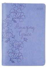 Amazing Grace, 2020 Executive Planner with Zipper