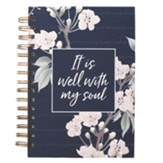 It is Well With My Soul, Spiral-bound Journal