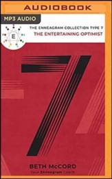 The Enneagram Collection Type 7: The Entertaining Optimist, Unabridged Audiobook on MP3-CD
