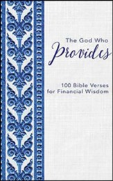 The God Who Provides: 100 Bible Verses for Financial Wisdom, Unabridged Audiobook on CD