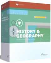 Lifepac History & Geography Complete  Set, Grade 5