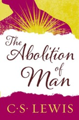 The Abolition of Man - eBook