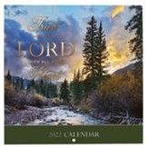 Trust In The Lord 2022 Wall Calendar, Small