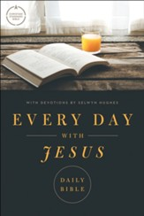 CSB Every Day with Jesus Daily Bible, softcover