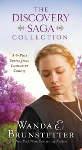 The Discovery Saga Collection: A 6-Part Series from Lancaster County - eBook