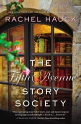 The Fifth Avenue Story Society - unabridged audiobook on CD