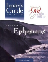 Following God: Ephesians Leader's Guide