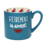 Retirement Is Sweet Mug