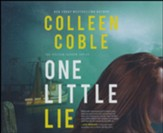 One Little Lie - unabridged audiobook on CD