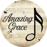 Amazing Grace Car Coaster
