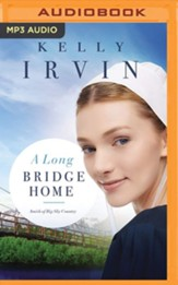 A Long Bridge Home - unabridged audiobook on MP3-CD