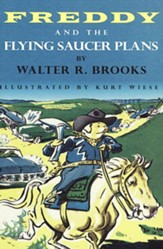 Freddy and the Flying Saucer Plans - eBook
