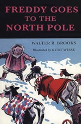 Freddy Goes to the North Pole - eBook